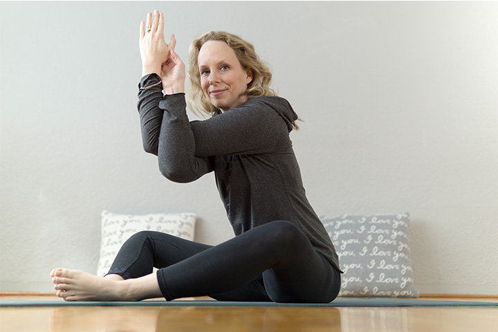 Yin Yoga for Neck and Shoulder Pain Relief | Intermediate ...