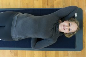 yin yoga for small intestine meridian  neck shoulder and